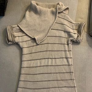 Long Short Sleeve Sweater